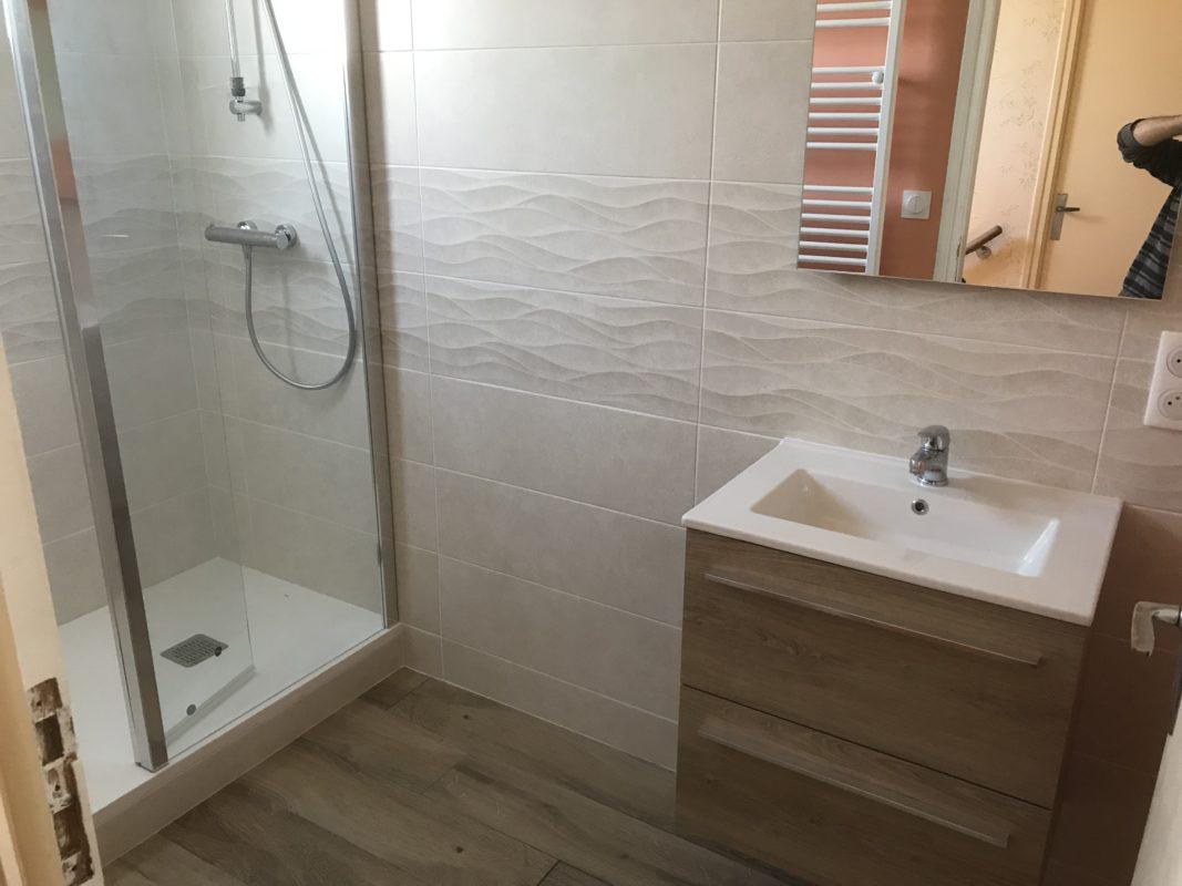 Rénovation salle de bain à Concarneau - Breizh salle de bain - Quimper